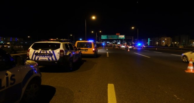 Karşıyaka'da trafik kazasında 1 kişi hayatını kaybetti