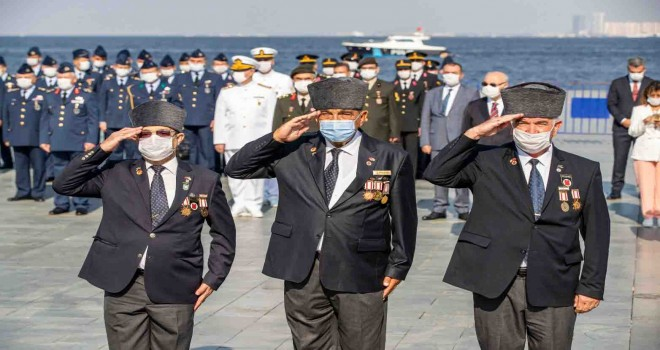 Gaziler Günü töreni düzenlendi