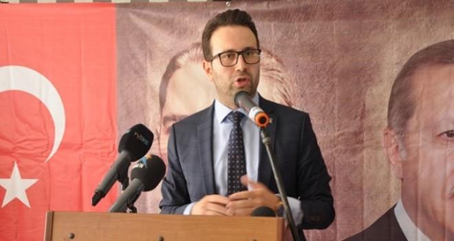 Ak Parti Karşıyaka İlçe Başkanı Çiftçioğlu'ndan Karşıyaka'ya üniversite önerisi...