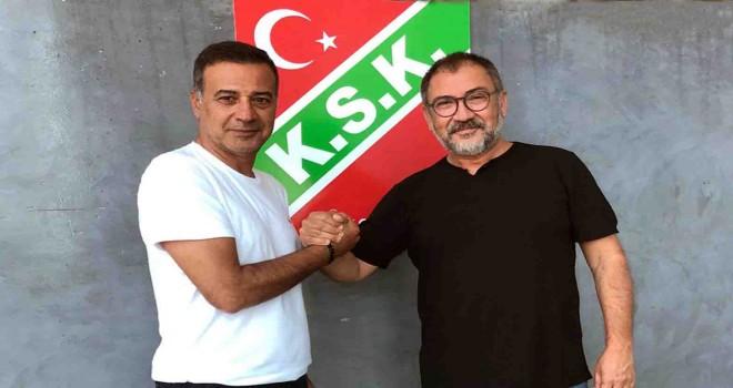 Karşıyaka Soner Tolungüç ile devam ediyor