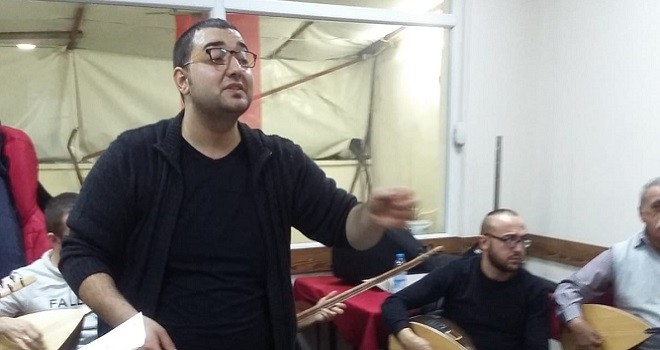 Karşıyaka Sanat Derneği THM Korosu'nun konseri bu akşam...