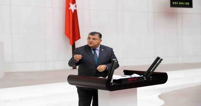 CHP'li Sındır: Arazi toplulaştırması Türk tarımının öncül kurtuluş reçetesidir