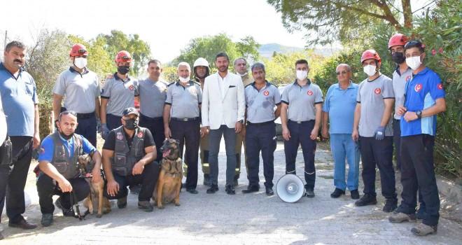 Foça Belediyesi'nden Türkiye'de bir ilk