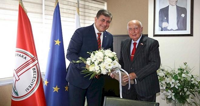 Karşıyaka Belediyesi eski başkanı Kemal Baysak vefat etti