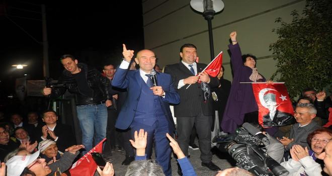 Tunç Soyer: Seferihisar'dan başlayan hikaye Türkiye'yi değiştirecek