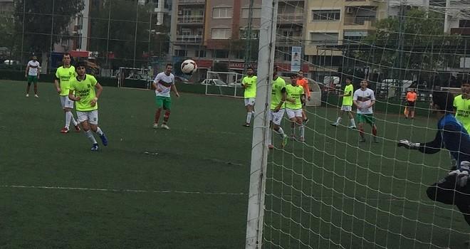 Bostanlıspor Nergizspor'u 4-0 ile aştı...