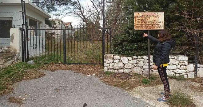 Karaburun Belediyesi cezaevi arazisi için takasa da satışa da hazır
