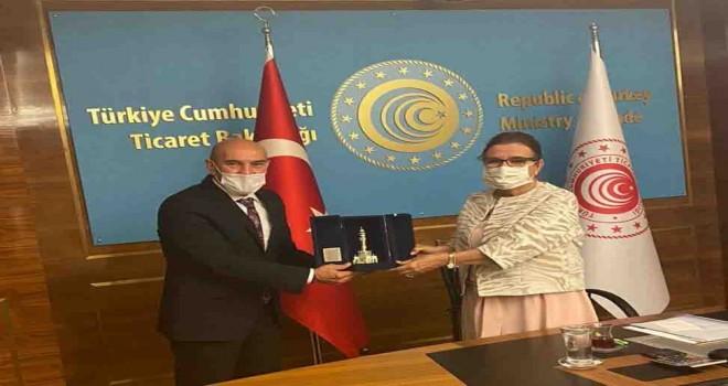 İzmir Enternasyonal Fuarı 9-13 Eylül tarihleri arasında açılacak