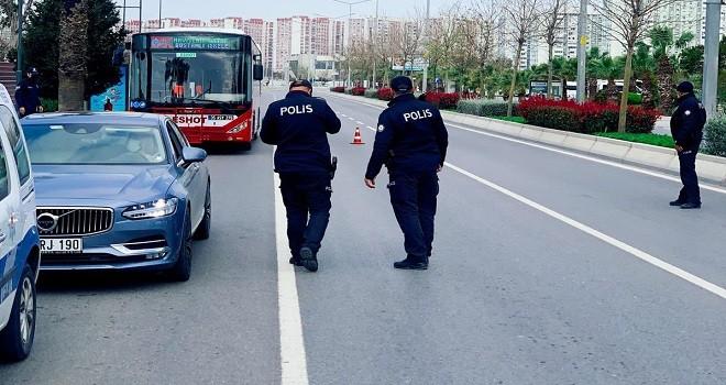 Karşıyaka'da hafta sonu denetlemelere devam edildi