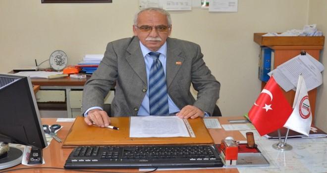 Fuat Pusat yeniden Karşıyaka Muhtarlar Derneği Başkanı