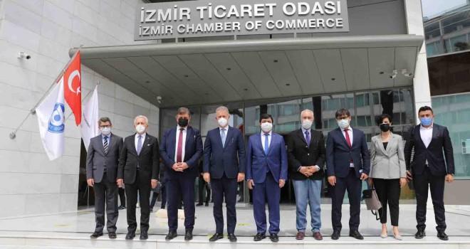 Kuzey İzmir Teknoloji Merkezi kuruldu