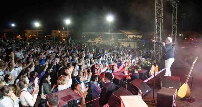 Çandarlı, Kültür - Sanat, Demokrasi ve Emek Festivali gerçekleştirildi