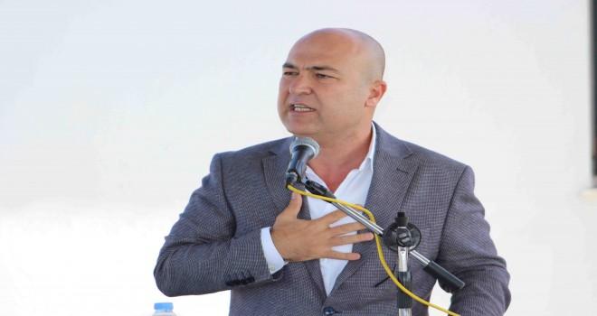 CHP'li Bakan'dan çağrı: Rıza Bey Apartmanı park olsun
