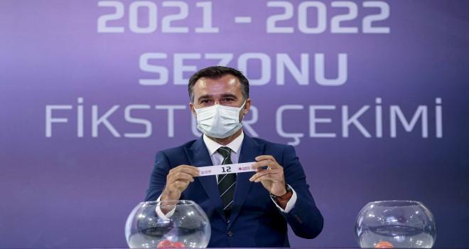 Pınar Karşıyaka ligi Aliağa'da açacak