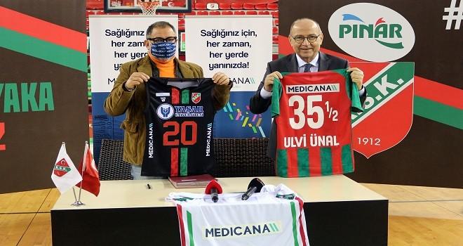 Karşıyaka'ya yeni sponsor