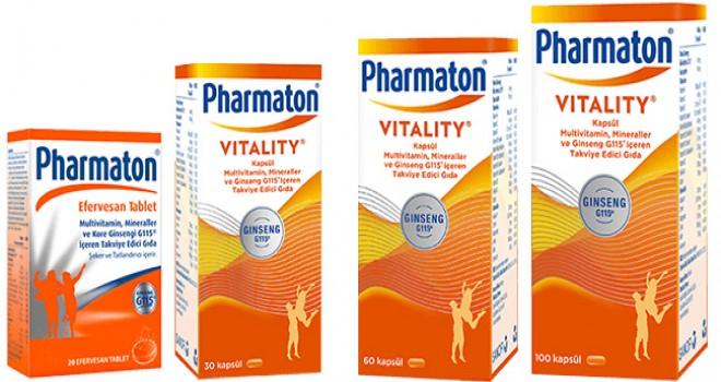 Pharmaton ile Sağlıklı Günler