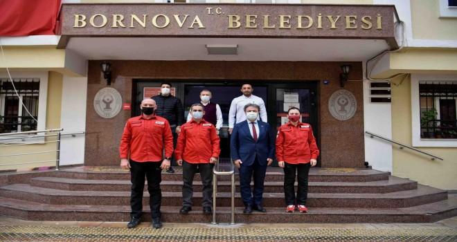 Bornova'da gönüllüler hayat kurtaracak