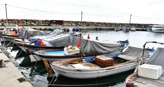 İzmir Büyükşehir'den küçük ölçekli balıkçılara destek