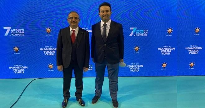 İsmail Çiftçioğlu Ak Parti İl Yönetimine seçildi