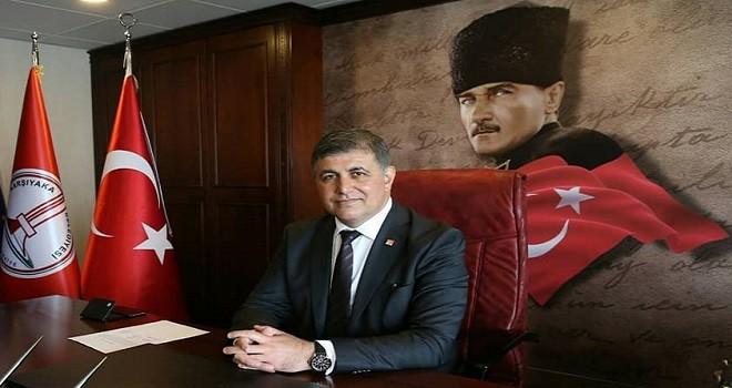 Başkan Tugay'dan Çiftçioğlu'na: Sabırlı ol...