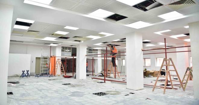 Bornova Belediyesi'ne yeni hizmet binası