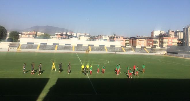 Karşıyaka, Nazilli Belediyespor'u 3 golle geçti