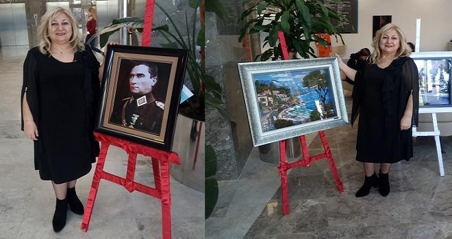 Karşıyaka Sanat Derneği'nden 3B Kâğıt Rölyef Sanatı Atölyesi…