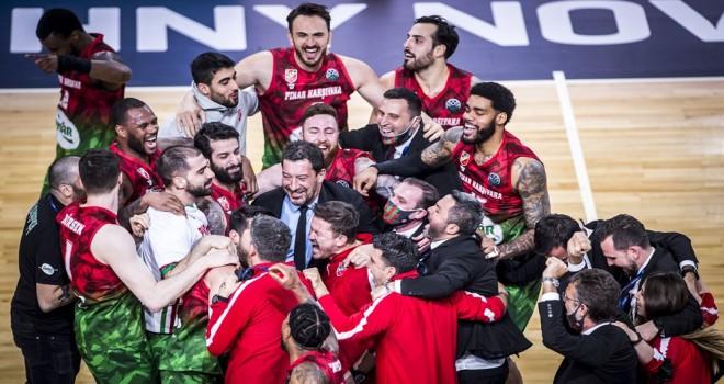 Pınar Karşıyaka finalde...