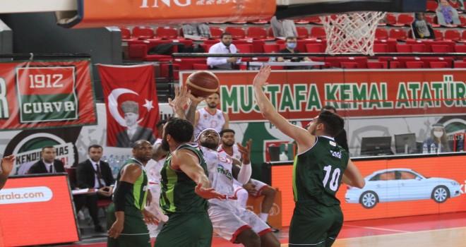 Pınar Karşıyaka, Ormanspor'a fark attı