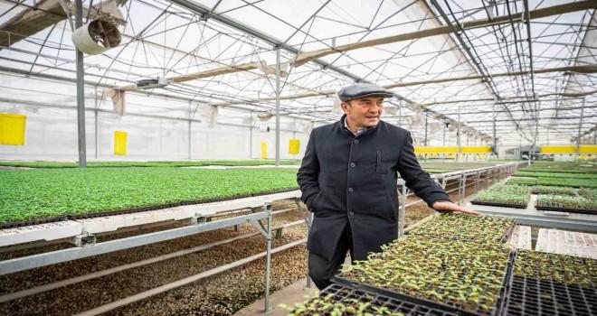 İzmir Tarımı Türkiye'ye ilham oluyor