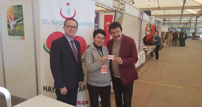 Ahmet Selçuk İlkan organlarını Karşıyaka'da bağışladı