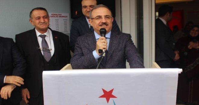 Ak Parti'li Sürekli: İzmir her konuda örnek şehir