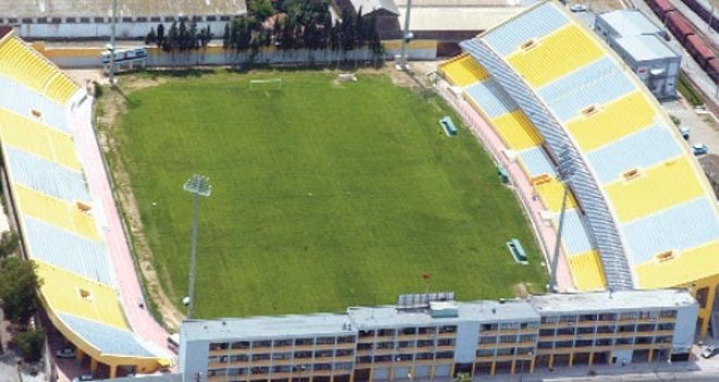 Alsancak Stadı'nın ihalesi yapıldı...