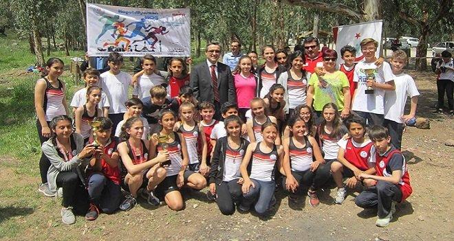 Atletizmir projesi 1. Çocuk Ormanı Kros Yarışmaları ile başladı...