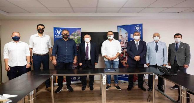 Karşıyaka, Yaşar Üniversitesi'yle yeniledi...