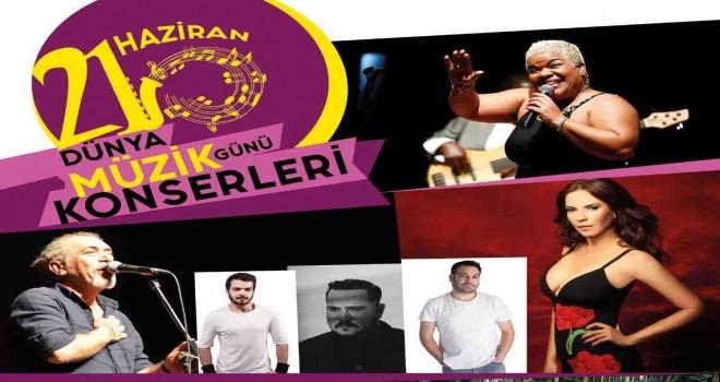 İzmir Dünya Müzik Günü'nde müziksiz kalmayacak