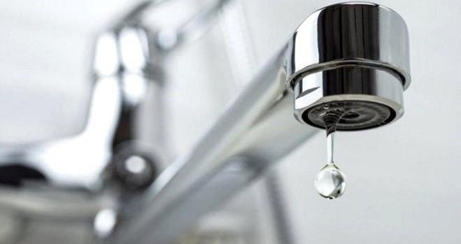 Bostanlı'da 3,5 saat su kesintisi