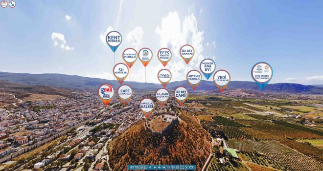 Efes Selçuk'ta turizmde yeni dönem başlıyor
