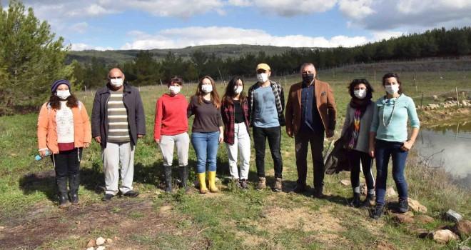 Kadın emeği ve doğal tarımı buluşturan proje uluslararası arenada