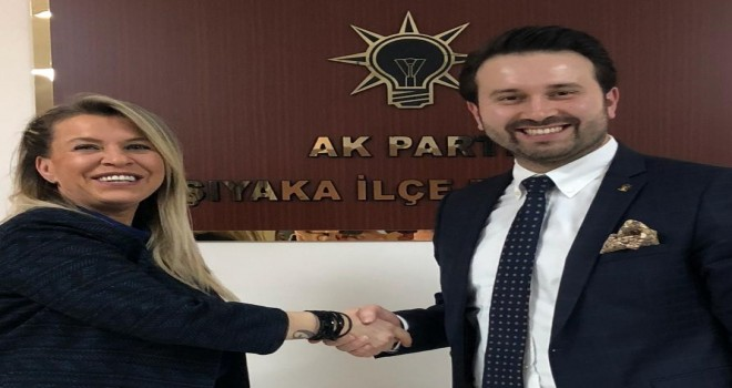 Ak Parti Karşıyaka İlçe Başkanı Çiftçioğlu'ndan davet