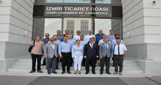 İZTO'da Balıkçılık Çalışma Grubu kuruldu