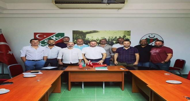 KSK Basketbol Altyapı'da görev dağılımı yapıldı