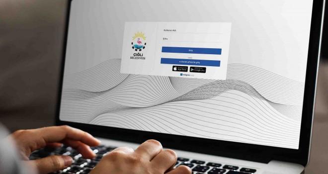 Çiğli'de dijital dönüşüm sürüyor
