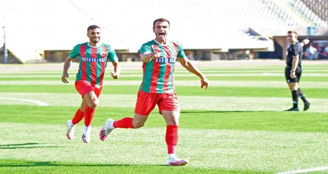 Hakan Kuş'tan 4 maçta 3 gol