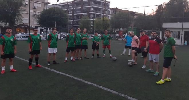 Bostanlıspor'da futbol seçmelerine devam...