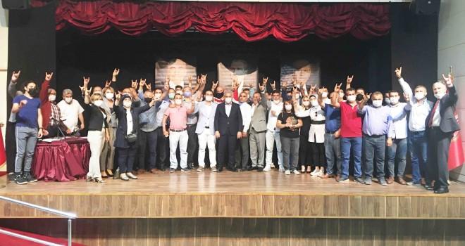 MHP Karşıyaka İlçe Teşkilatı yeni katılımlarla güçlendi
