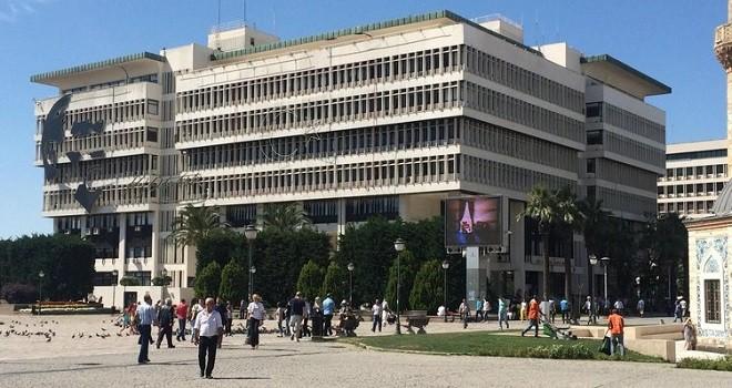 İzmir Büyükşehir Belediye Merkez Binası boşaltılacak...
