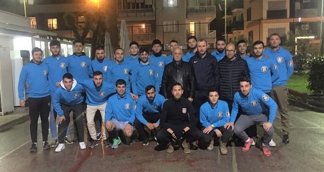 Bostanlıspor A Futbol Takımına 18 yeni oyuncu...