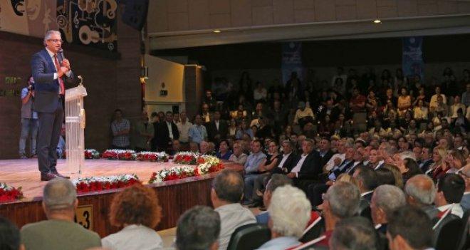 Başkan Akpınar 4,5 yılın hesabını verdi