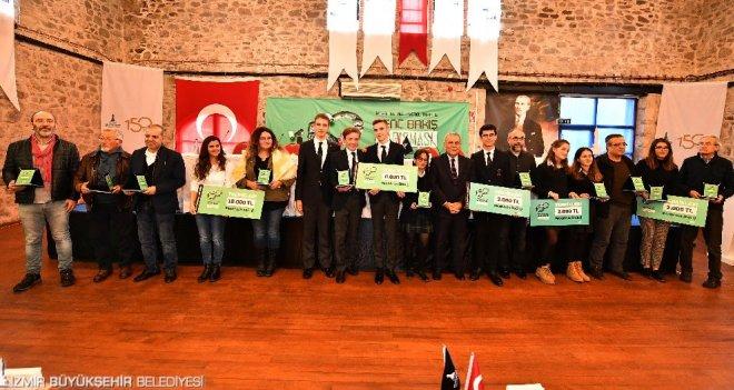 Başkan Kocaoğlu: Kentinizde kalın, İzmir için üretin